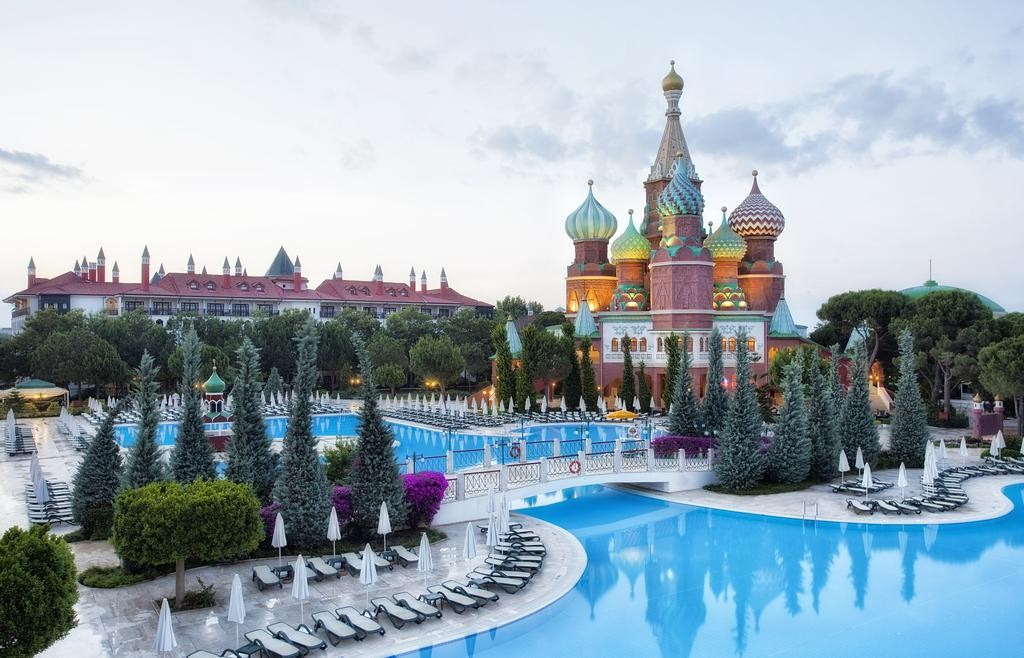 هتل Asteria Kremlin Palace