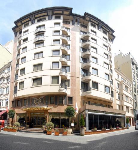 هتل Central palace Istanbul