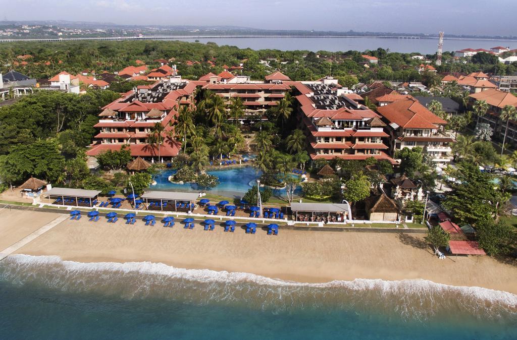 هتل Hotel Nikko Bali Benoa Beach