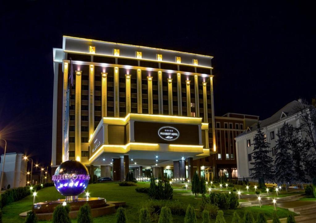 هتل President minsk