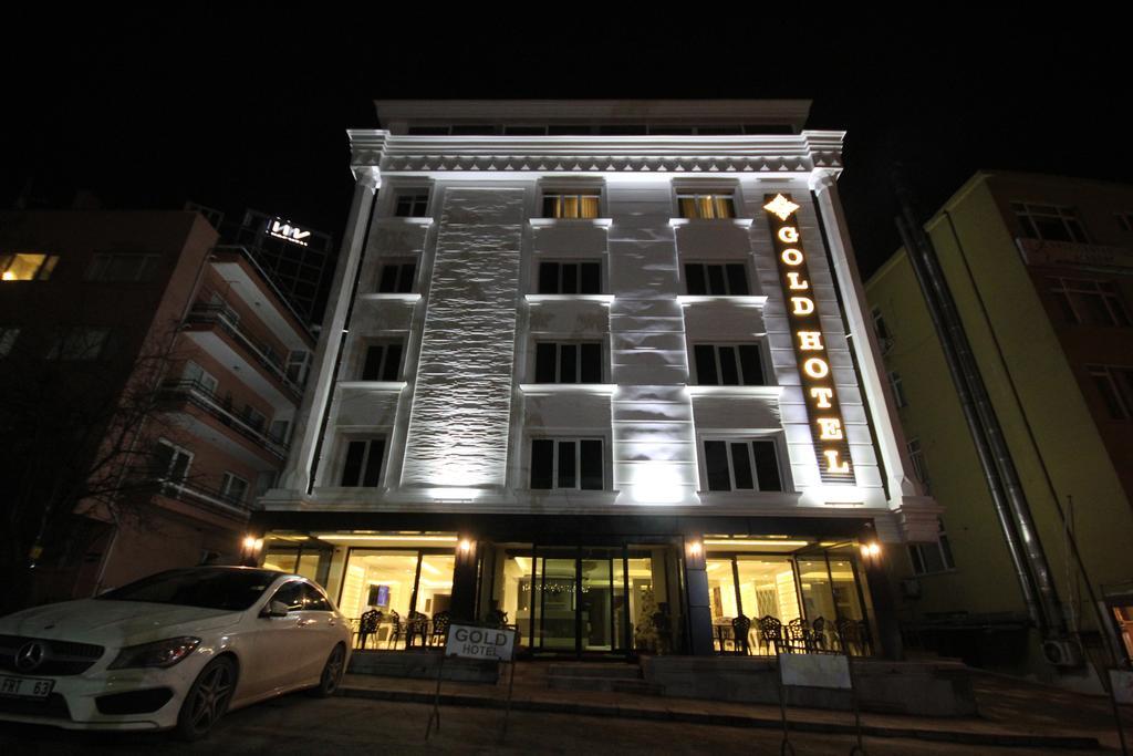 هتل ankara gold hotel