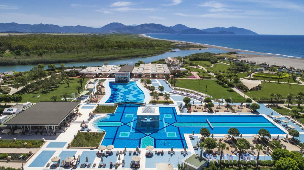 هتل hilton dalaman hotel marmaris