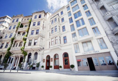 هتل Grand de Pera Istanbul