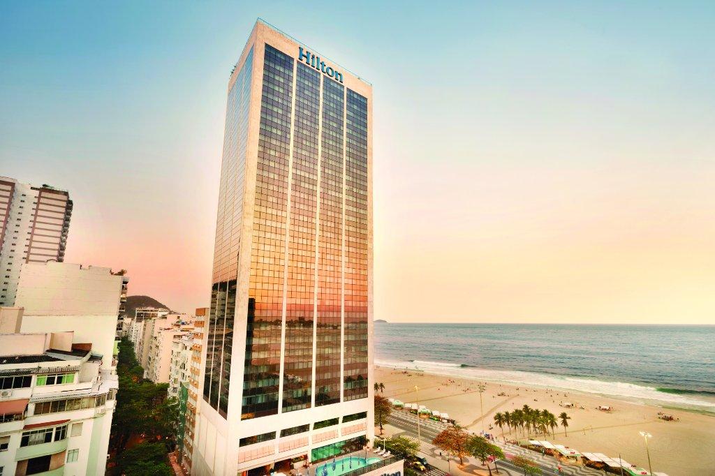 هتل Hilton Rio De Janeiro Copacabana