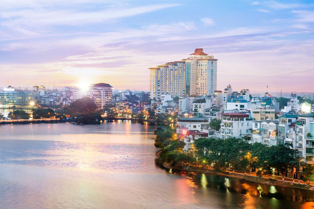 هتل pan pacific hotel Vietnam
