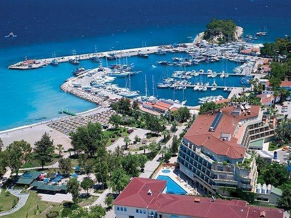 هتل Palmet Turkiz Marina