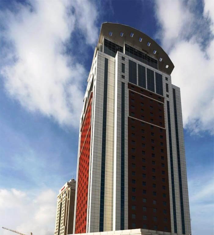 هتل flora suites hotel