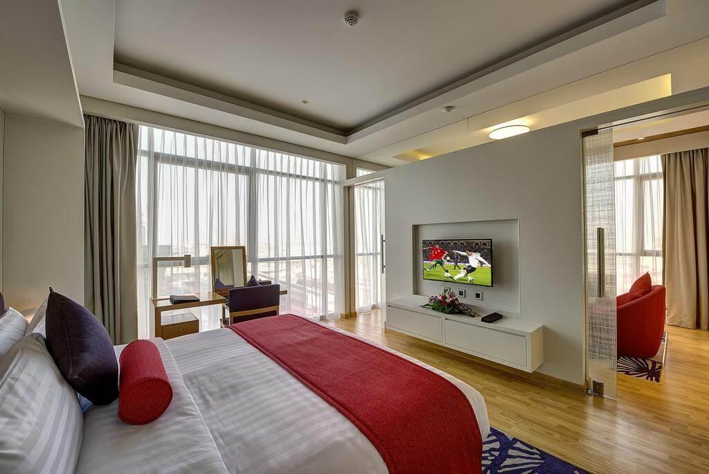 هتل royal continental dubai