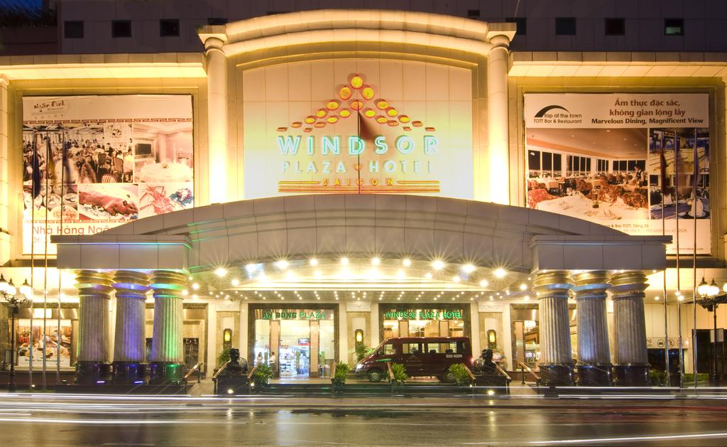 هتل windsor plaza hotel Vietnam
