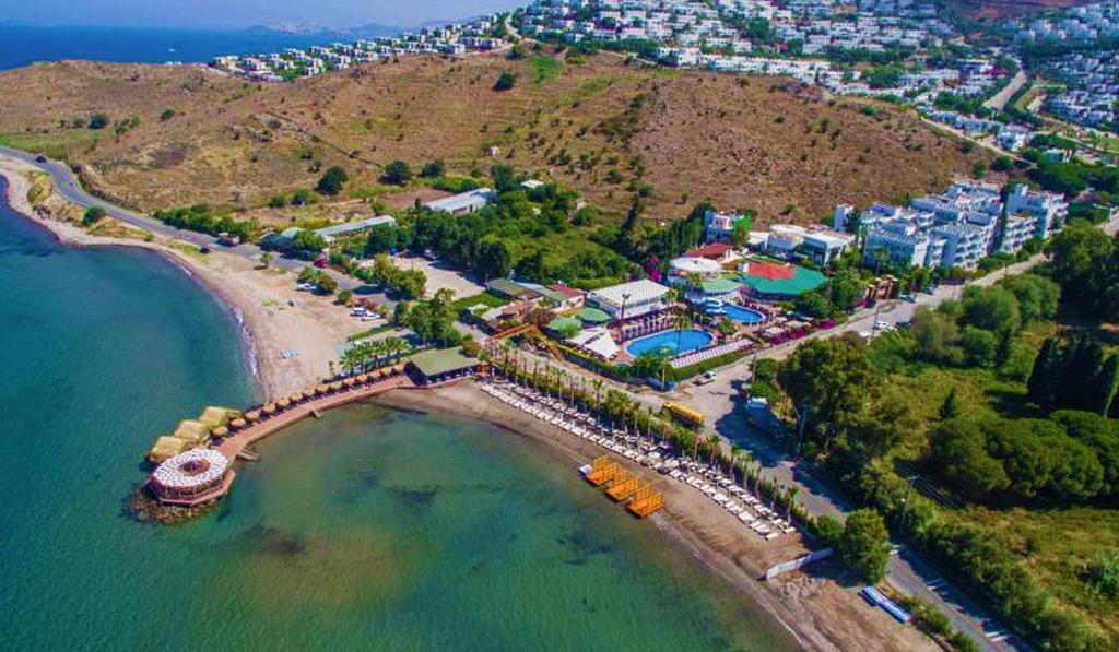 هتل golden beach bodrum