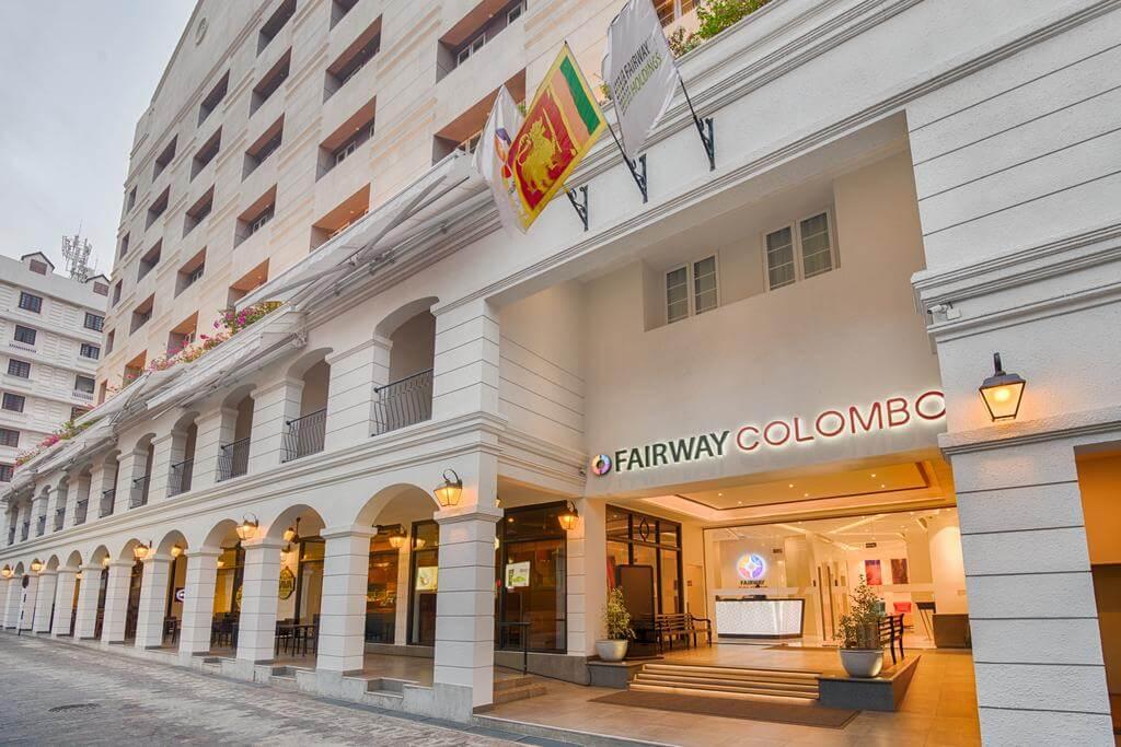 هتل fairway hotel