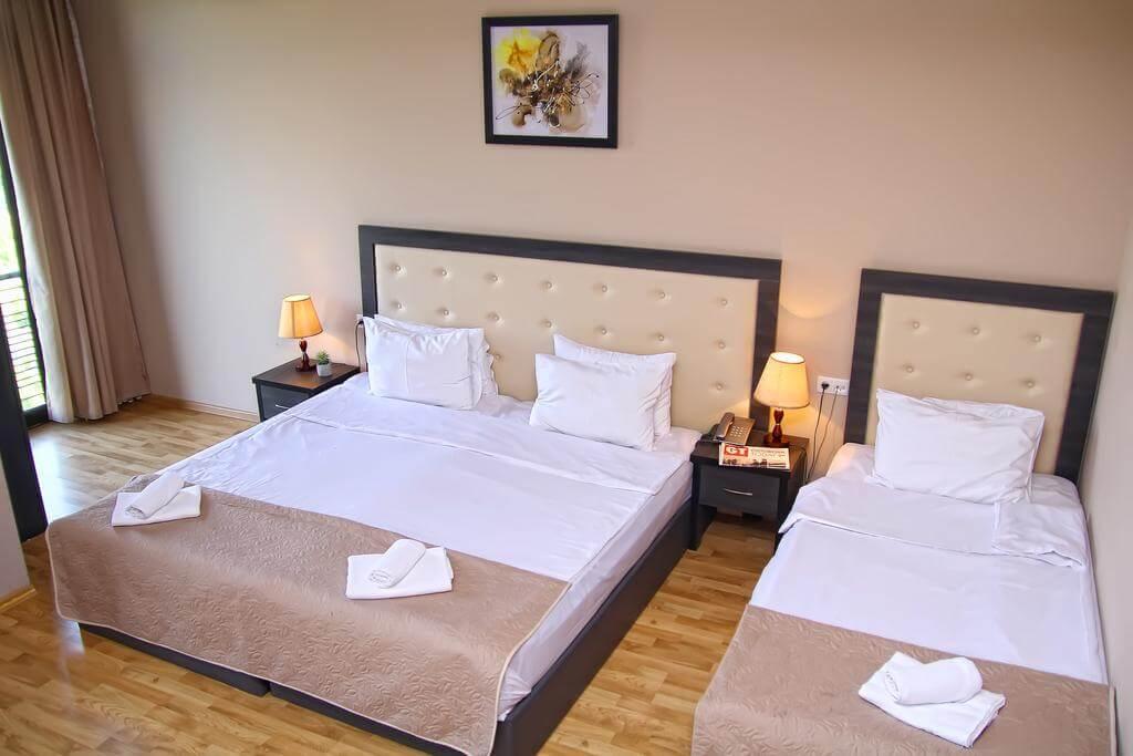 هتل rogalux tbilisi