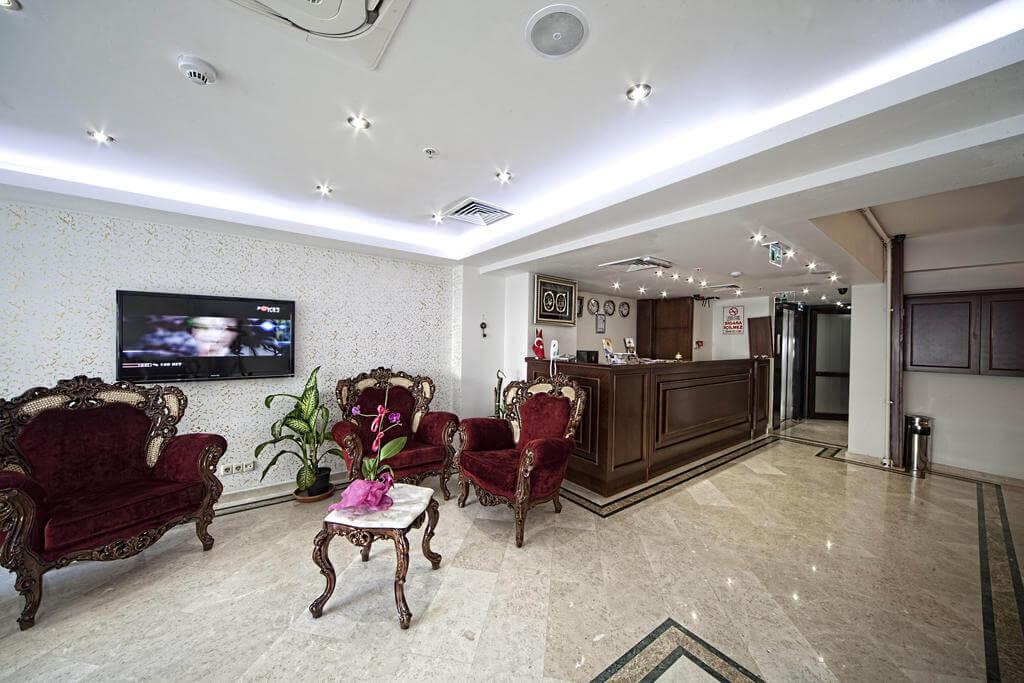 هتل new city istanbul