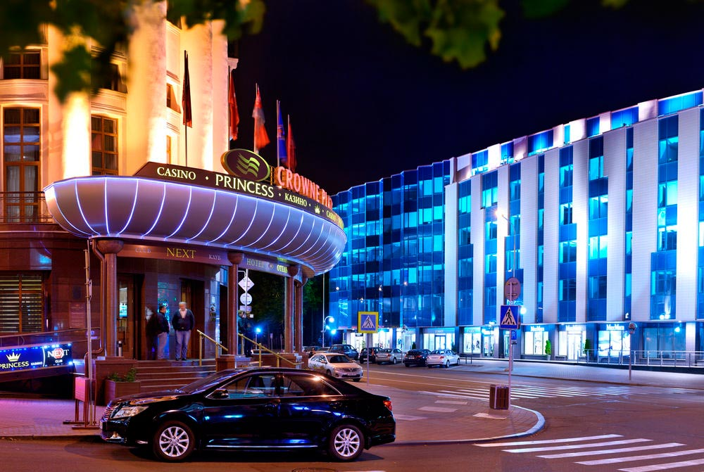 هتل Crowne Plaza Minsk