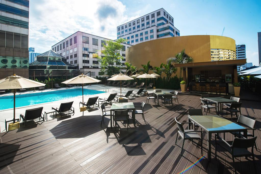 هتل Holiday Inn Bangkok Silom